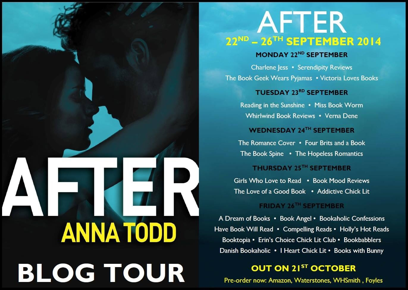 blog tour amp review after after 1 by anna todd