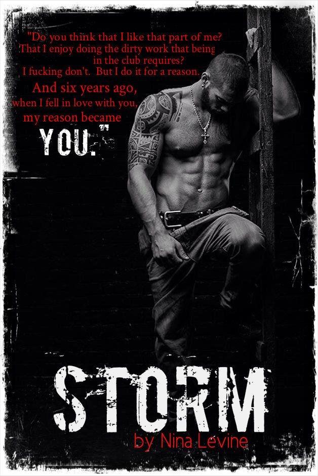 Promo Reviews Storm Mc Series By Nina Levine Ninalwriter Four