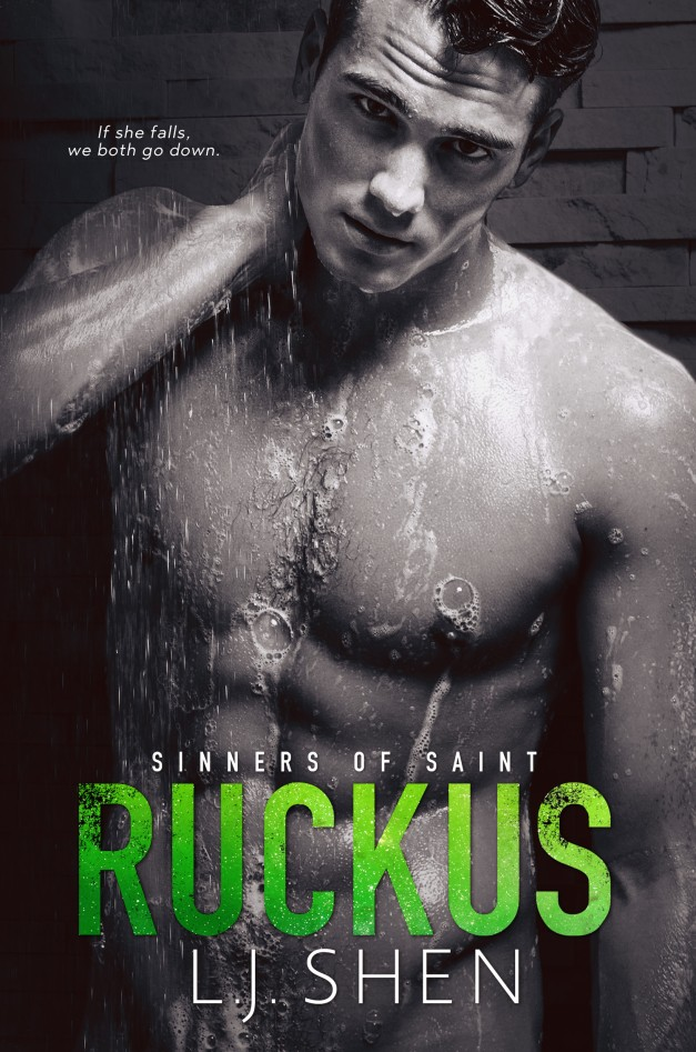 Ruckus Ebook Cover