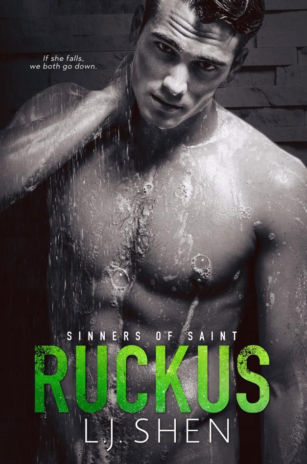 Ruckus Ebook Cover