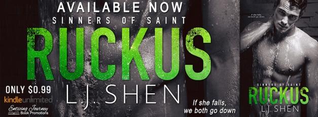 Ruckus Release Banner